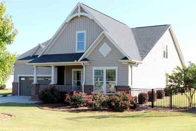Anderson SC Single Family Home For Sale: $289,900
