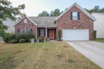 Anderson County Single Family Home Under Contract: 109 Herd Park Court