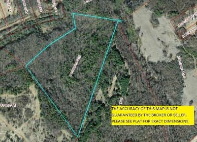 Anderson Residential Lots & Land For Sale: Pennell Road
