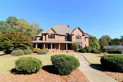 Anderson SC Single Family Home For Sale: $535,000