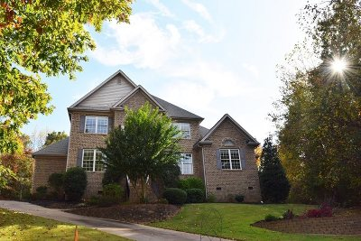 Anderson Single Family Home For Sale: 138 Turnberry Rd