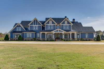Travelers Rest Single Family Home For Sale: 1707 Jackson Hollow Trail