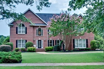 Greer Single Family Home For Sale: 104 Father Hugo Dr