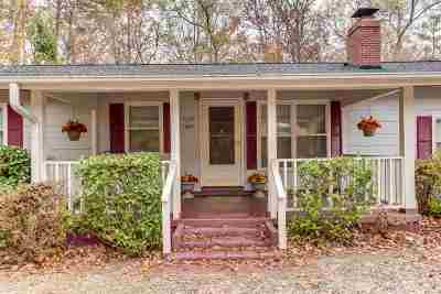 Single Family Home For Sale: 403 Smith Point Road