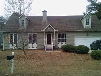 Chickasaw Point Single Family Home Contingency Contract: 627 S Hogan Drive