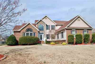Bailey Creek Single Family Home For Sale: 224 Andalusian Trail