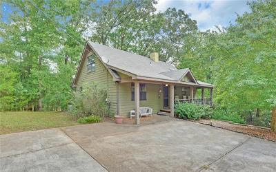 Hart County, Franklin County, Stephens County Single Family Home For Sale: 754 Shoal Creek Crossing