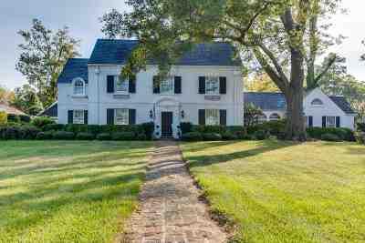 Anderson Single Family Home For Sale: 111 North Avenue