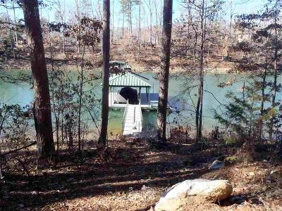 Cane Creek Harb Residential Lots & Land Contract-Take Back-Ups: 143 Cane Creek Harbor Road