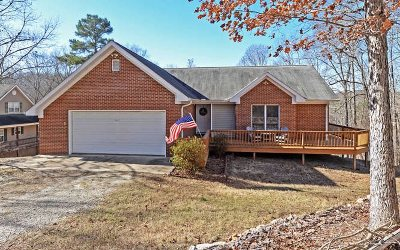 Hartwell, Lavonia Single Family Home For Sale: 310 Dobbs Lake Road