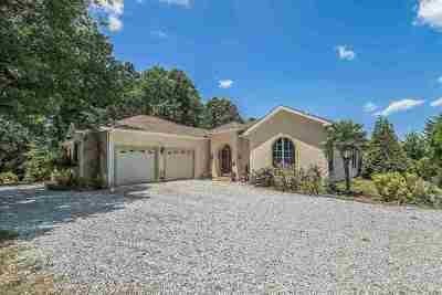 Single Family Home For Sale: 110 Tyra Lane