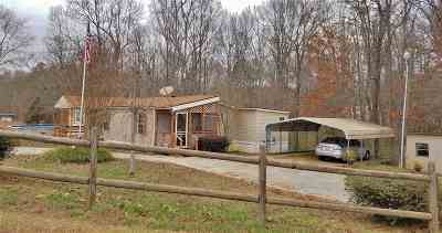 Mobile Home Contingency Contract: 1320 Christopher Lane