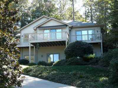 Keowee Key Single Family Home For Sale: 12 Spy Glass Lane