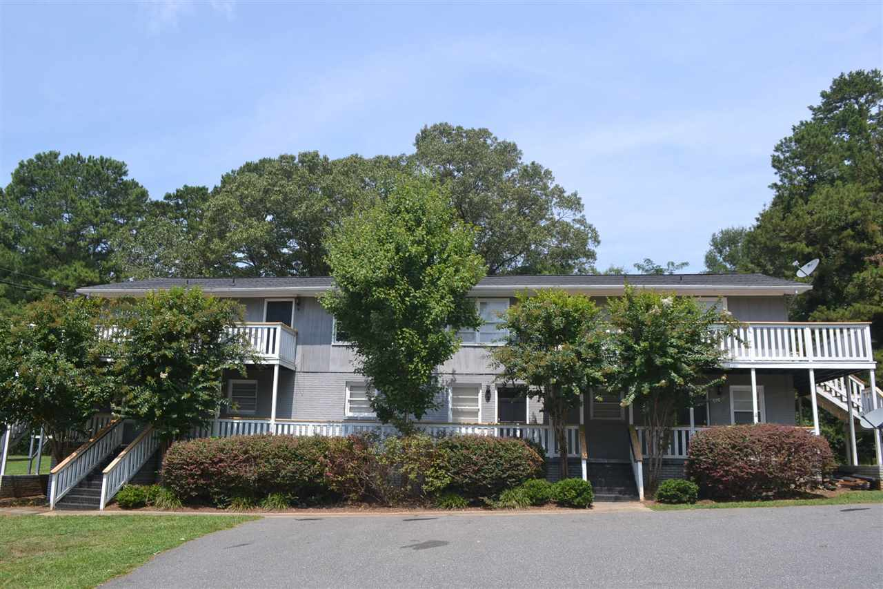 5 Unit Property in Clemson for $240,000