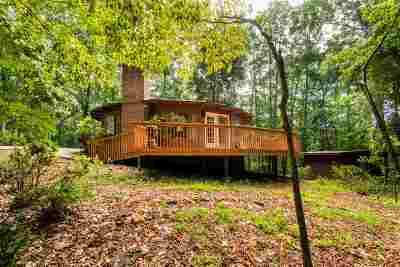 Chickasaw Point Single Family Home Contract-Take Back-Ups: 834 S Hogan