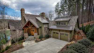 The Reserve At Lake Keowee Single Family Home For Sale: 311 South Cove