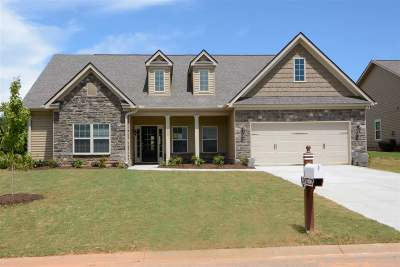 Drakes Field Single Family Home Under Contract: 1030 Drakes Crossing
