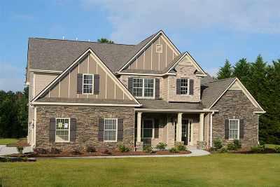 Bailey Creek Single Family Home For Sale: 104 Ridgeway Trail