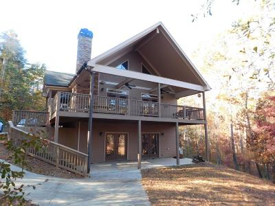 Single Family Home Contingency Contract: 114 Muskhogean Rd