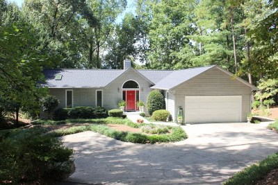 Single Family Home Under Contract: 166 East Cove