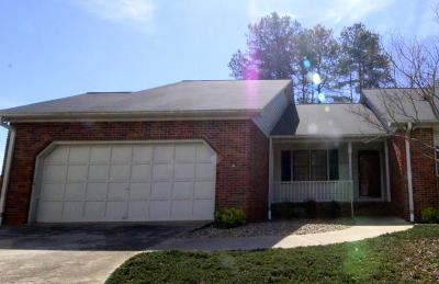 Holly Creek Townhouse For Sale: 1626 Sandy Hollow