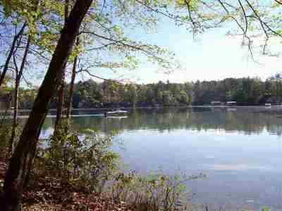 Oconee County Residential Lots & Land For Sale: 351/347 Evergreen Ridge Road