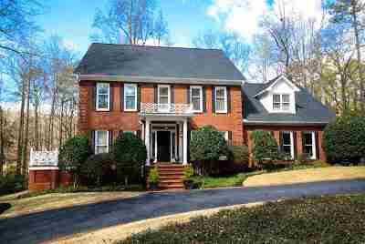 Seneca Single Family Home For Sale: 116 Hidden Cove Court