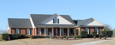 Anderson SC Single Family Home For Sale: $494,500