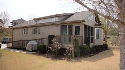 Single Family Home Contract-Take Back-Ups: 1230 Melton Rd #90