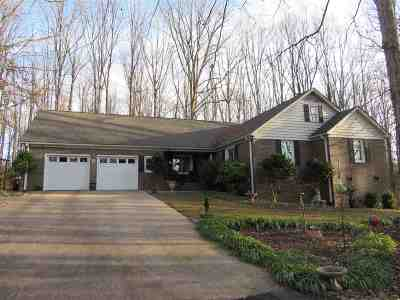 Anderson County Single Family Home For Sale: 917 Waco Ridge