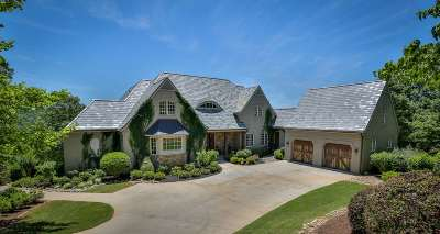 The Reserve At Lake Keowee Single Family Home For Sale: 230 Long Ridge Road
