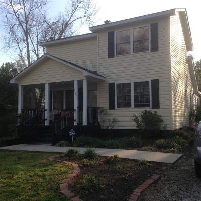 Single Family Home For Sale: 2403 Gates Street