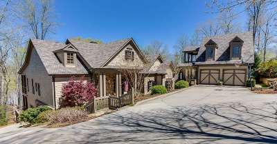 Single Family Home For Sale: 336 Grand Overlook Drive