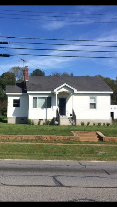 Single Family Home For Sale: 311 E Shockley Ferry Rd