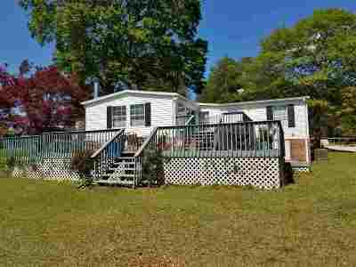 Mobile Home Sold-Inner Office: 104 Clearwater Shores Rd.