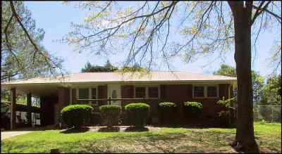 Anderson Single Family Home Contingency Contract: 108 Poplar Lane