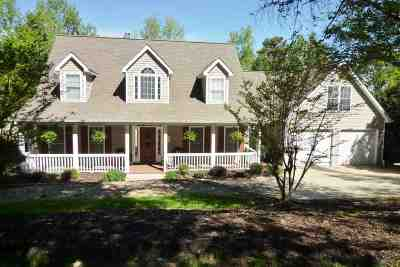 Hunters Trail Single Family Home Under Contract: 1310 Hunters Trail