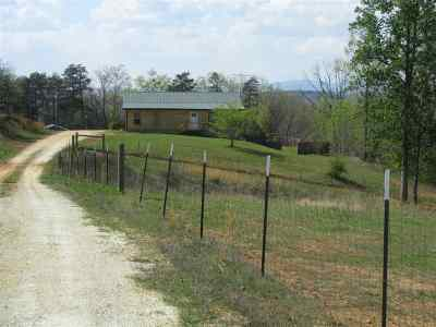Oconee County Single Family Home Under Contract: 999 Academy Rd