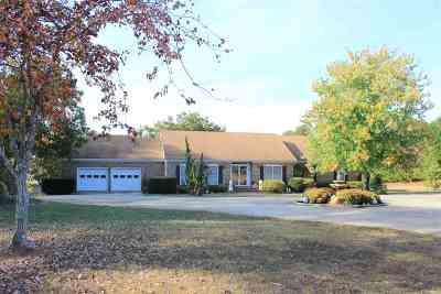 Single Family Home For Sale: 4623 Midway Rd