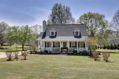 Single Family Home Under Contract: 1100 Old Mill Road