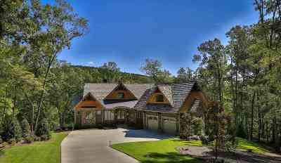 The Reserve At Lake Keowee Single Family Home For Sale: 270 Long Ridge Road