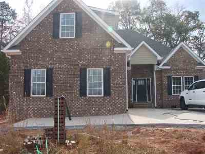 Anderson Single Family Home Contingency Contract: 106 Courtyard Drive