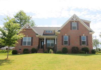 Anderson SC Single Family Home For Sale: $249,000