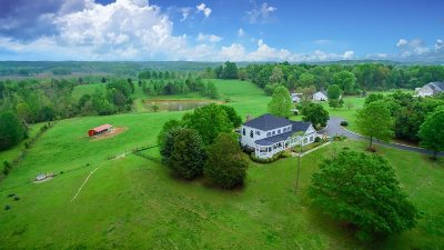 Pelzer Single Family Home For Sale: 1000 Campbell Road