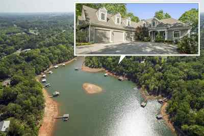 Single Family Home For Sale: 1015 Gaineswood Road