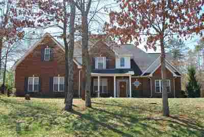 Royal Oak Shores Single Family Home For Sale: 103 Crepe Myrtle Lane