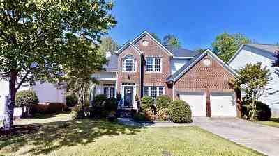 Greer Single Family Home For Sale: 6 S Cedarbluff Court