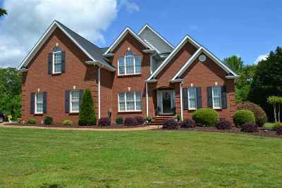 Single Family Home For Sale: 245 Pebble Brook Lane