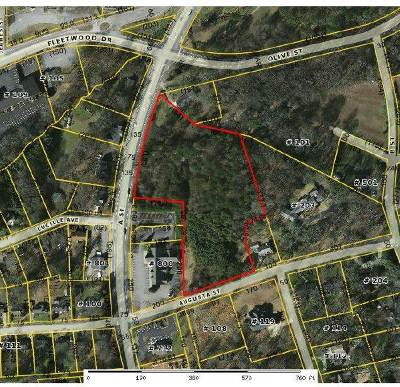 Easley Residential Lots & Land For Sale: 00 North A Street
