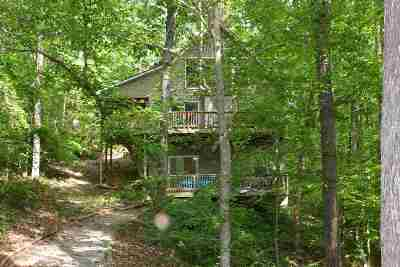 Hartwell, Lavonia Single Family Home For Sale: 130 Reed Creek Heights Trl